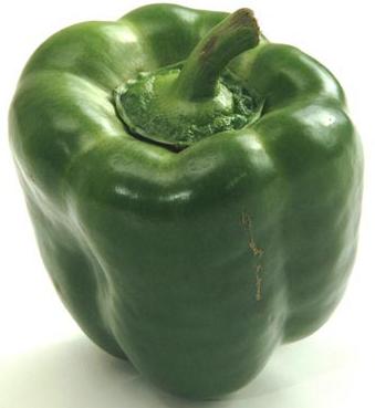 Pimiento verde extra