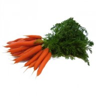zanahoria de rama