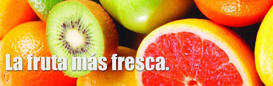 Fruta con sabor